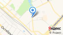Магазин хлебобулочных изделий из тандыра на карте