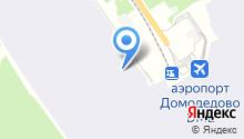 Центравиа на карте