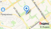 Городской центр судебных экспертиз на карте