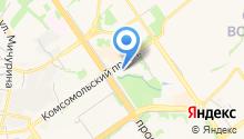 Магазин мужской обуви на карте