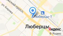 МодернЪ на карте
