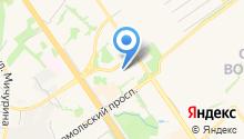 Детский сад №73, Мишутка на карте