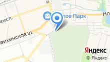 Горбрус на карте