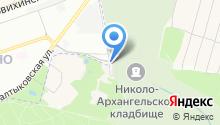 Балашихинский Похоронный Дом на карте
