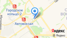 ГОСТСЕРТГРУПП на карте