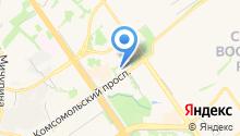 АДВАНТАЖ на карте