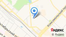 Детский сад №82 на карте