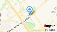 ВТБ Лизинг на карте