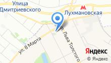 Крестильный храм Новомучеников и Исповедников Российских на карте