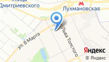 ЛПТУС на карте