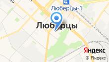 РЕКЛАМА, МУП на карте