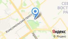 М-Резерв на карте