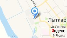 ЮИТ Московия на карте