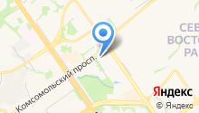 Квест-сервис на карте