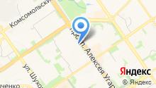 Selvi на карте