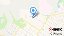 Балагур на карте