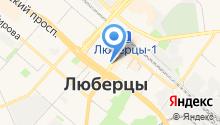 Магазин хозтоваров на Смирновской на карте