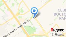 Инструмент Дом Сад Огород на карте
