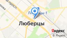 Большая телефонная книга Люберецкого района на карте