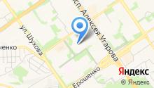 Детский сад №37, Соловушка на карте