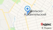 всероссийское добровольное пожарное общество на карте