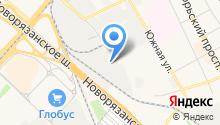 Бест-Инвест на карте