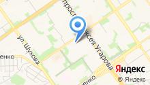 Аптека №5 на карте