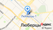 Магазин детской одежды на Волковской на карте
