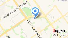 Боско на карте