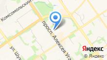 ОЭМК на карте