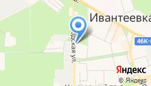 Заводская 14, ТСЖ на карте