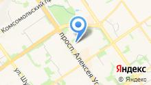 Адвокатский кабинет Ларионова А.Ю. на карте