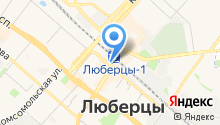 Магазин косметики на карте