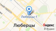 Магазин фастфудной продукции на Волковской на карте