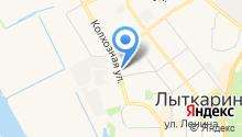 Прокуратура г. Лыткарино на карте