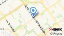 Детская музыкальная школа №5 на карте