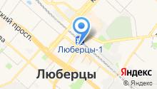 Вино-водочный магазин на карте