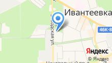 бюро переводостудия переводъ на карте