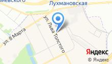 Кредит Пилот на карте