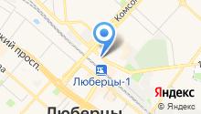 КБ Нэклис-банк на карте