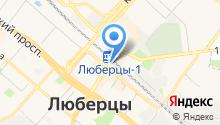 БАЛТ-ЛОТО на карте