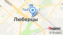 LOOKNAIL на карте