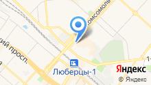 Сеть салонов белорусских кухонь на карте