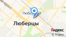 ЛГЖТ на карте