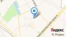 Люберецкая детская городская поликлиника №1 на карте