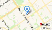 Нотариус Хохрина В.В. на карте