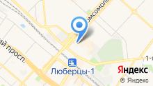 Магазин электроустановочной и электротехнической продукции на карте