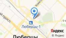 Аквамарин-Ломбард на карте