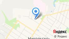 Град+Сервис на карте