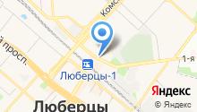 Киоск по ремонту мобильных устройств на карте